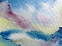 Texturerat färgrikt för abstrakt begrepp för vattenfärgkonstbakgrund Arkivbild