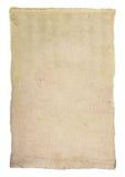 texturerat gammalt paper ark Arkivfoto