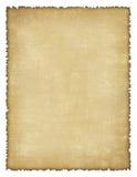 texturerat gammalt papper Fotografering för Bildbyråer