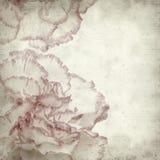 texturerat gammalt papper för bakgrund Royaltyfri Fotografi