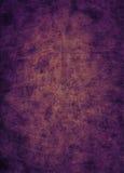 Texturerat purpurt läder Fotografering för Bildbyråer