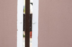 Texturerat staket Bakgrund Fotografering för Bildbyråer