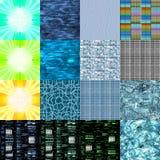 Textures 1 de alta tecnología Foto de archivo libre de regalías