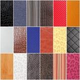 Textures Photo stock