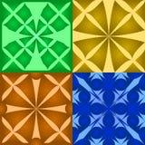 Textures abstraites illustration de vecteur