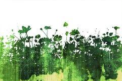 Textures abstraites de fleur Photos libres de droits