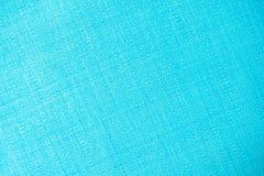 Textures bleues de coton Photos libres de droits