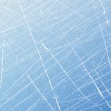 Textures blue ice. Ice rink. Vector illustration background. Stock Photography