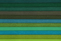 Textures of colored various papers Stock Images