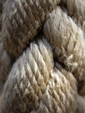 Textures cord. From the synthetic weaved threads royalty free stock photography