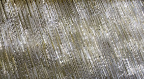 Textures Created from Crystal Chandelier Royalty Free Stock Photos