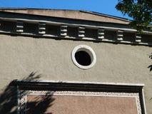 Textures de bâtiment Images libres de droits