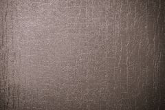 Textures de cuir de Brown image stock