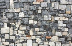 Textures de mur en pierre Image libre de droits