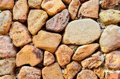 Textures de mur en pierre Photos stock