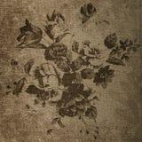 Textures de papier florales Images stock