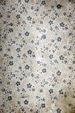 Textures de papier florales Photos libres de droits