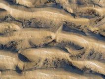 Textures de sable Image libre de droits