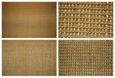 Textures de tapis Photographie stock