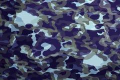 Textures de tissu de camouflage, textures Photo libre de droits