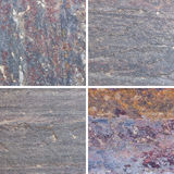 Textures different stone background Royalty Free Stock Photos