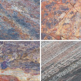 Textures different stone background Stock Photo
