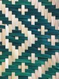 Textures en bambou Photos libres de droits