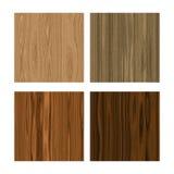 Textures en bois sans joint Image stock