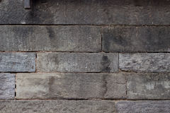 Textures en pierre découpées Images libres de droits