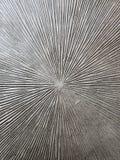 Textures et fond radiaux gris Image stock
