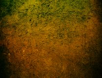 Textures et milieux Image stock