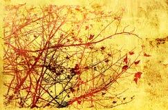 Textures florales illustration libre de droits