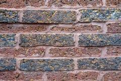 Textures grunges de fond de pierre de mur de briques Image libre de droits