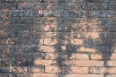 Textures grunges de fond de pierre de mur de briques Photos stock