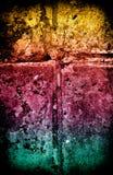 Textures grunges et milieux Photographie stock libre de droits