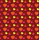Textures heart. Beautiful Background with small hearts Royalty Free Stock Image