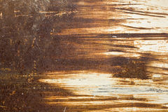 Textures - metallic _ scratched paint Stock Photography