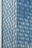 Textures of Modern Hotel Architecture Glass Walls Stock Photos