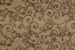 textures olikt avstånd för bakgrundskopieringsdesignen vertcial trä två Arkivfoton