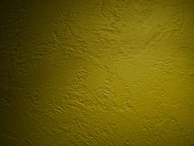 Textures of olive green painted wall stock photo