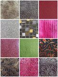 Textures pack Stock Image