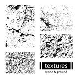 Textures set-06 Stock Photography