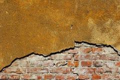 Textures sur le mur Images libres de droits