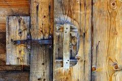 Textures sur un fond, un bois et une pierre légers Photo libre de droits