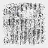 Textures tramées grunges Image libre de droits