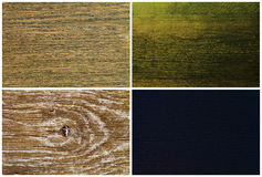 Textures treated surface finishing Stock Images