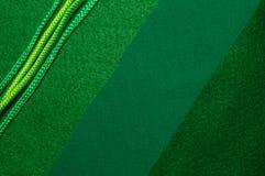 Textures vertes Image libre de droits