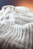 Textures of wool cloth Royalty Free Stock Photography