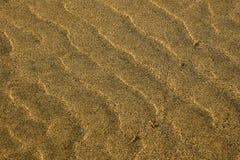 textureseries άμμου Στοκ φωτογραφία με δικαίωμα ελεύθερης χρήσης