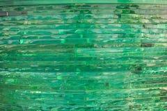 Texturexponeringsglas mosaik Sammansättningen av exponeringsglaset royaltyfri illustrationer
